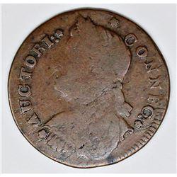 1787 CONNECTICUT CENT R4