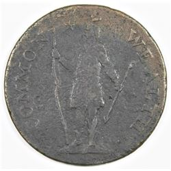 1787 MASSACHUSETTS CENT