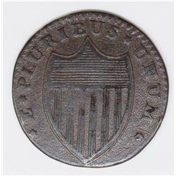 1787 NEW JERSEY CENT RARITY 4