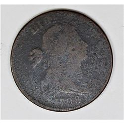 1798 SHELDON 159 RA PARALLEL CRACKS