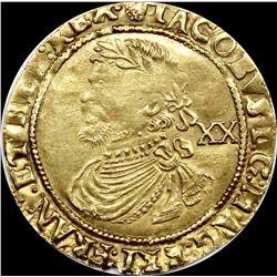 RARE ENGLAND 1603-1625 GOLD
