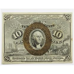 1803-07 TEN CENT FRACTIONAL CURRENCY