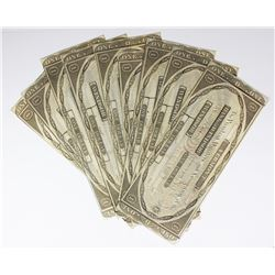 10 PIECE OF 1808 BANK OF WINDSOR, VERMONT