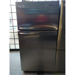 KITCHENAID STAINLESS STEEL FRIDGE WITH TOP FREEZER (MODEL KTRA22ELSS01)
