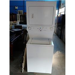FRIGIDAIRE STACKED WASHER AND DRYER SET