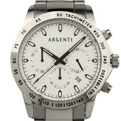 Argenti Multi- Function Chronograph Men's Watch