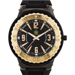 Louis Richard Sporty Textured Dial Men's Watch