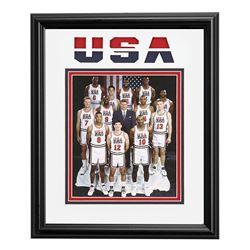 "1992 USA Mens Olympic ""Dream Team"" Basketball"