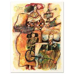 Deborah de Toutes les Lumieres by Tobiasse (1927-2012)