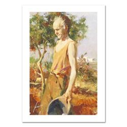 Afternoon Chores by Pino (1939-2010)