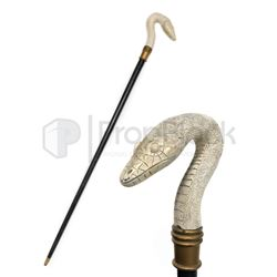 "Star Trek: The Next Generation ""Time's Arrow"" Snake Cane"