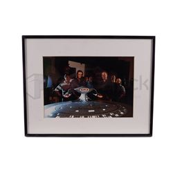 Star Trek: The Next Generation Signed Crew Photograph