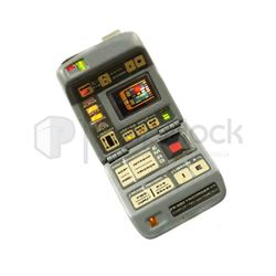 Star Trek: Deep Space Nine Hero TR-590 Mark VII Tricorder