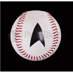 """Star Trek: Deep Space Nine """"Take Me Out to the Holosuite"""" Baseball"""
