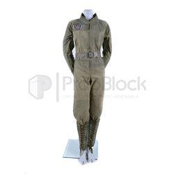 Star Trek: Enterprise T'Pol Orpheus Mining Outfit w/ Boots