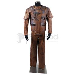 Star Trek: Enterprise Xindi Mine Guard Costume