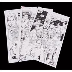 Star Trek Original Comic Book Artwork Collection