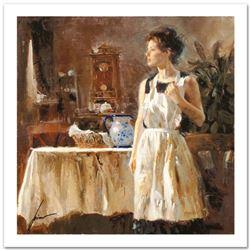 Sunday Chores by Pino (1939-2010)