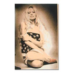 """Patriotic (Pamela Anderson) by """"Ringo"""" Daniel Funes"""
