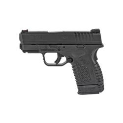 "PRGFLD XDS 9MM 3.3"" BLK 8RD"