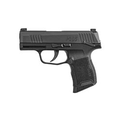 "SIG P365 MS 9MM 3.1"" 10RD BLK NS"