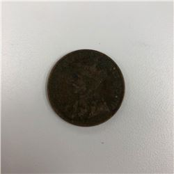 1919 George V Canadian 1 Cent