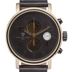 Tschuy-Vogt M60 Patton Men's Chronograph Watch