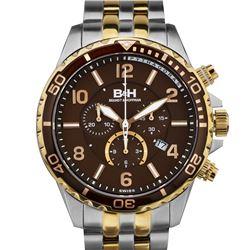 Brandt & Hoffman Pythagoras Chronograph Mens Watch