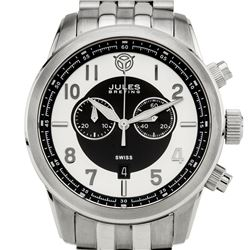 Jules Breting Geidi Prime Men's Swiss chronograph