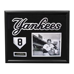 Yogi Berra New York Yankees 20x16 Custom Framed