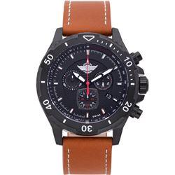 Zentler Freres Swiss Rodan Mens Chronograph Watch