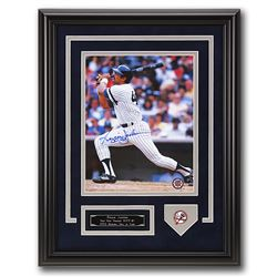 Reggie Jackson New York Yankees Framed Signed GFA