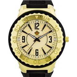 Louis Richard Sporty Textured Dial Men's Watch