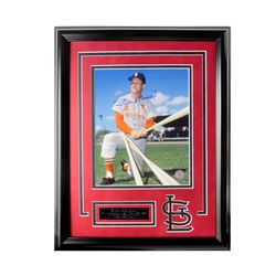 Stan Musial St. Louis Cardinals 12x16 Autograph GFA