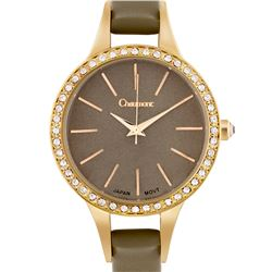Chaumount Classic Swarovski Bezel Ladies Watch