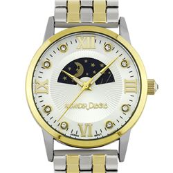 Alexander Dubois Luxury Moon Phase Ladies Watch