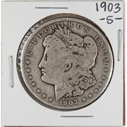 1903-S $1 Morgan Silver Dollar Coin