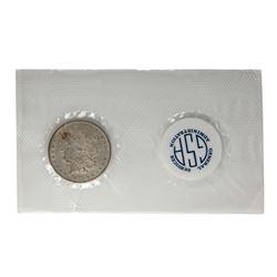 1883-O $1 Morgan Silver Dollar Coin GSA Soft Pack