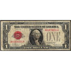1928 $1 Legal Tender Note