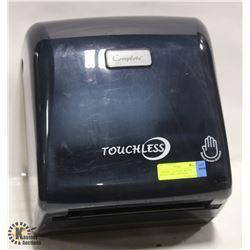 COMPLETE TOUCHLESS MOTION SENSOR TOWEL DISPENSER