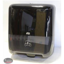 NEW TORK MATIC HAND-TOWEL DISPENSER-BLACK 55 10282