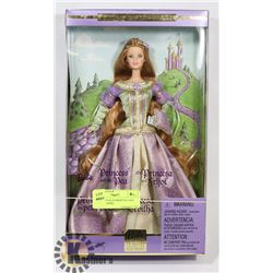 VINTAGE SEALED PRINCESS AND THE PEA BARBIE.