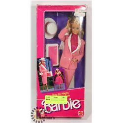 VINTAGE SEALED DAY TO NIGHT BARBIE.