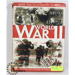 WORLD WAR II BOOK & ILLUSTRATED CD-ROM