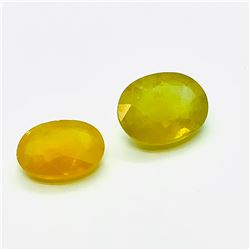 ENHANCED YELLOW SAPPHIRE(8 TO 10CTS)