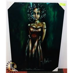 ANGELINA WRONA WALL CANVAS ART