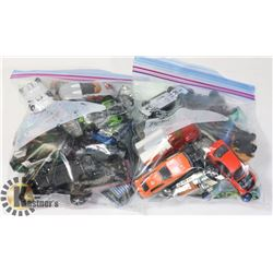 LOT OF ASSORTED HOT WHEELS RACE CARS