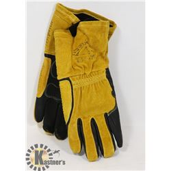 SIZE-MED BSX MIG GLOVE W/ EXTENDED CUFF AND LINING