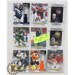 2019-2020 UPPERDECK SHEET OF INSERTS SERIES 1