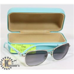 AUTHENTIC TIFFANY AND CO SUNGLASSES WITH HARD CASE